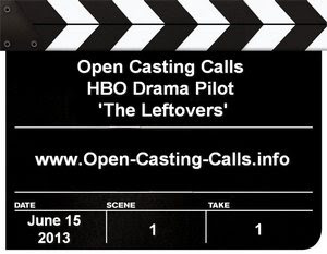 HBO The Leftover Open Casting Calls