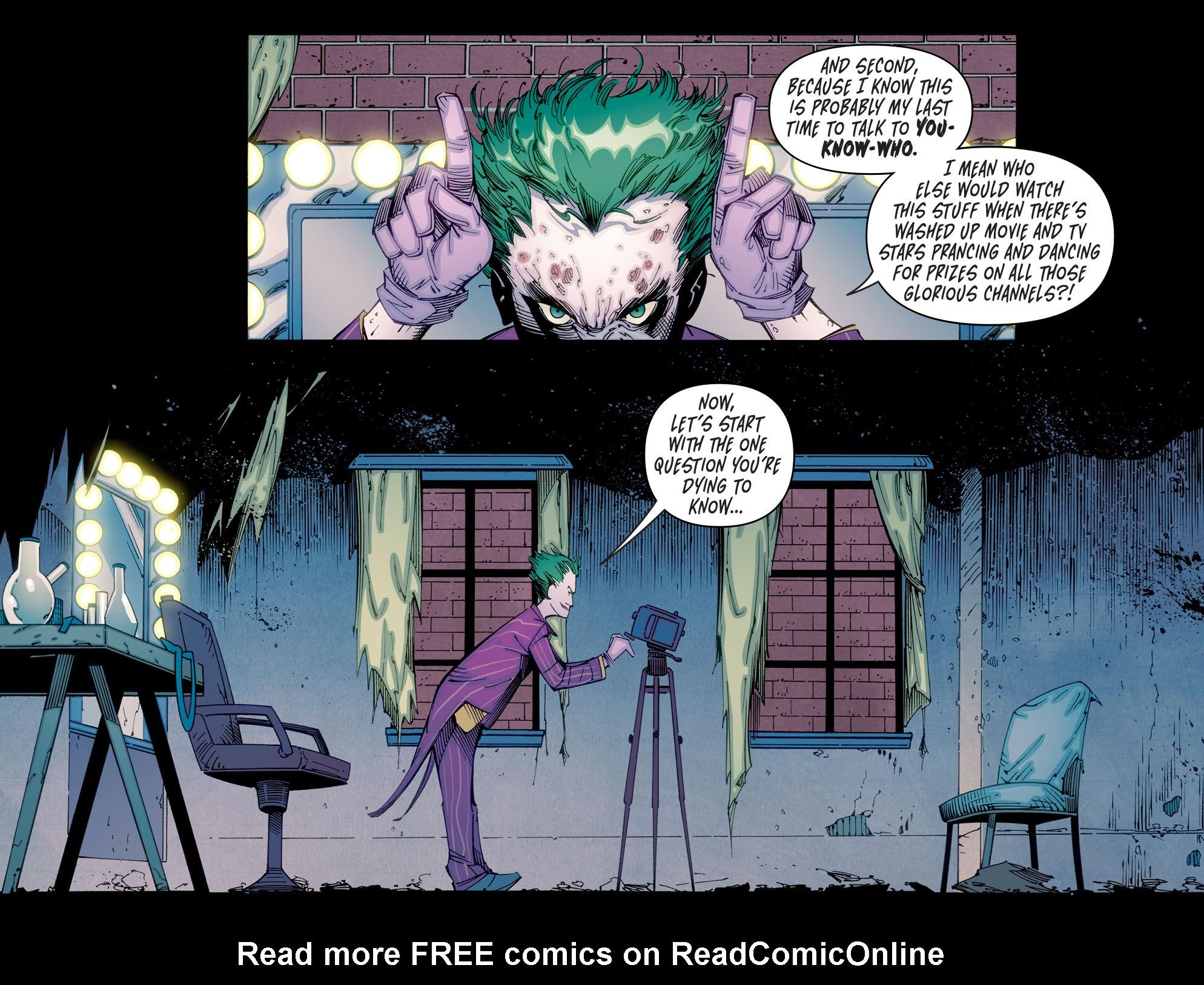 Batman: Arkham Knight [I] Issue #4 #6 - English 6