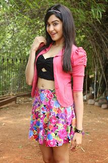 Actress Adah Sharma  Pictures at Garam Movie Launch  026.jpg