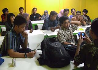 Peserta Kelas Wirausaha Entrepreneur Campus