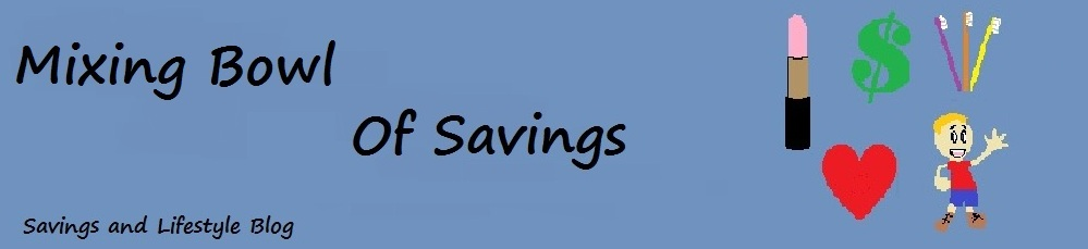 Mixing Bowl of Savings