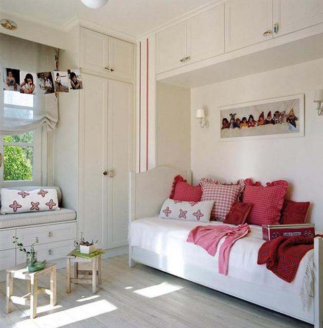 Habitaciones Infantiles Decoracion Pintura ~ En casa de T?a Gretel Ideas deco para una habitaci?n de ni?a