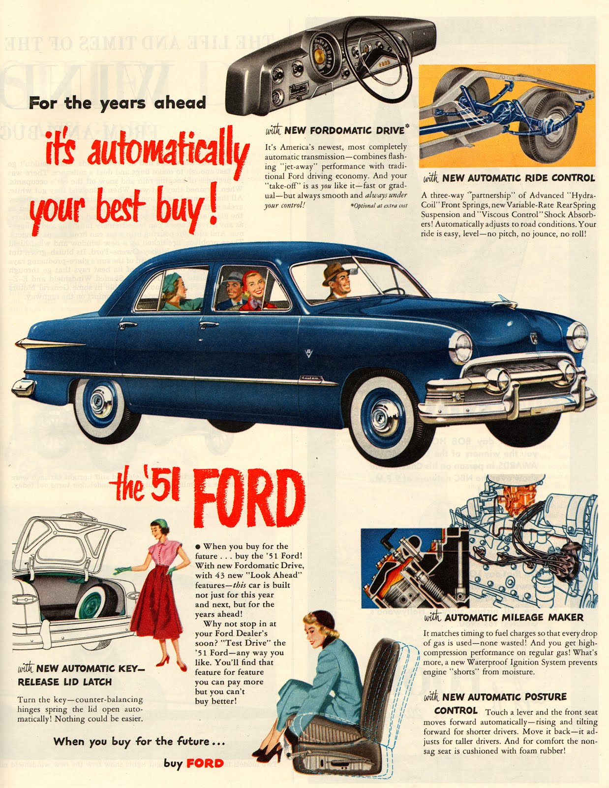 advertisements cars vintage for
