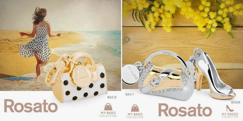 Rosato Unique Charms, Rosato, Italian Charms, charms, italian design