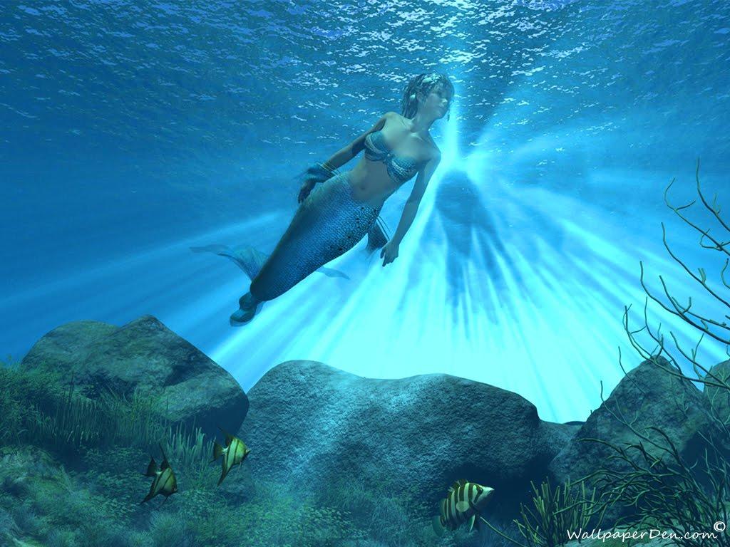 Must see   Wallpaper Horse Ocean - Mermaid-Fantasy-Wallpaper  Gallery_68467.jpg
