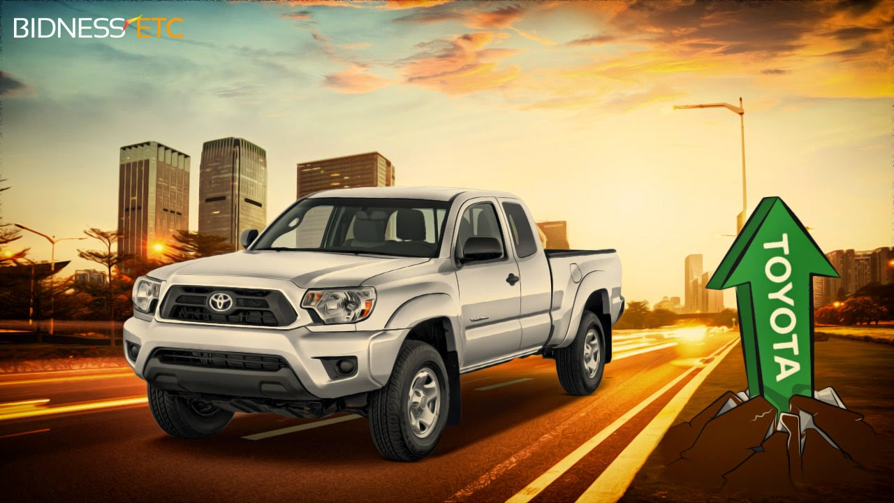 Toyota Motor Corp Forecasts Strong Truck Sales For 2015