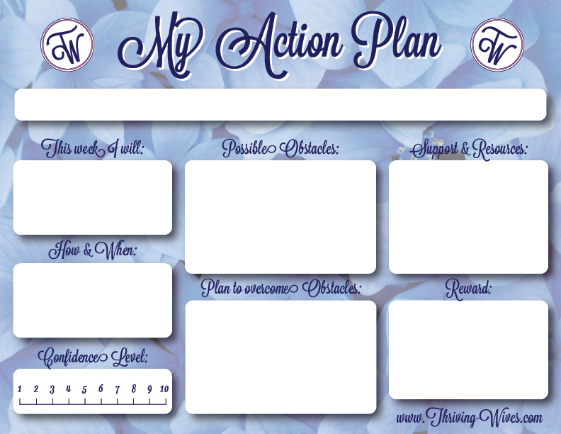 Action Plans Free Printable Template – Action Plan Template Free