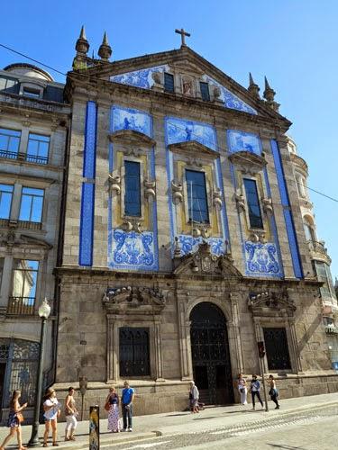 Igreja dos Congregados, Porto, Portugal