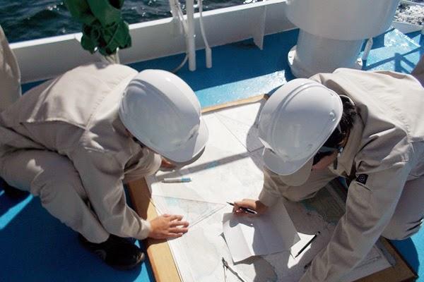 29期生 一日海上実習