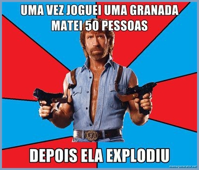 chuck norris, granada