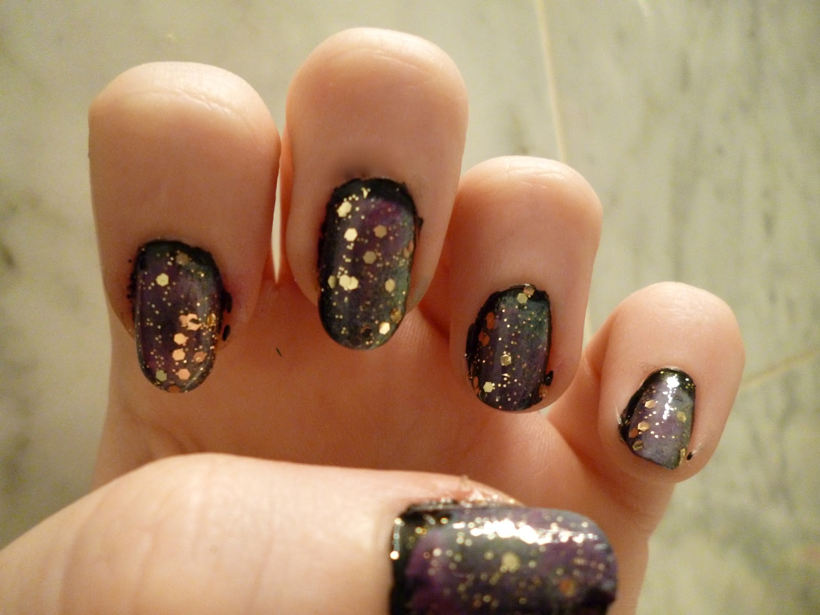 galaxy+nails+how+to+at+home+nail+tutorial+easy+diy+nail+art+manicure