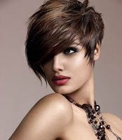 cortes de pelo corto con estilo