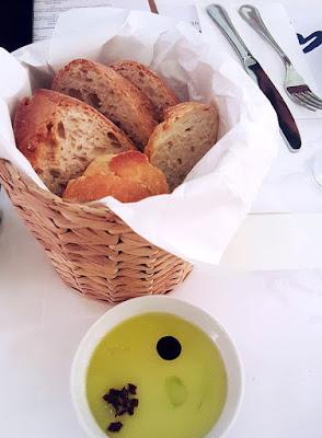 Blue Olive Restaurant Main Street Moncton