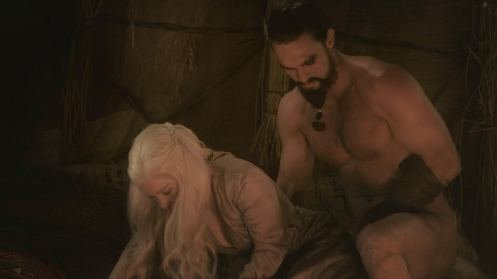 For the Jason momoa game of thrones nude are