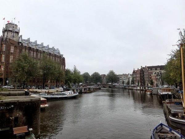 amsterdam nieuwmarkt canaux