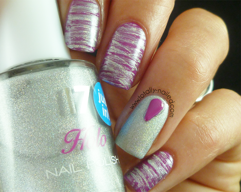 Holographic fan brush nail art totally nailed holographic fan brush nail art hello lovelies oh my word have i been busy i was supposed to post this on monday but ive not had a spare minute prinsesfo Image collections
