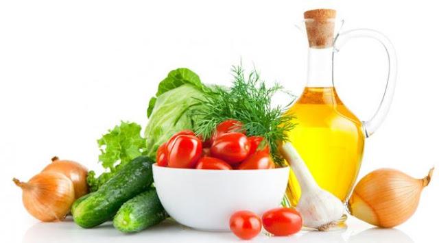 Perpanjang usia dengan diet sehat mediterania