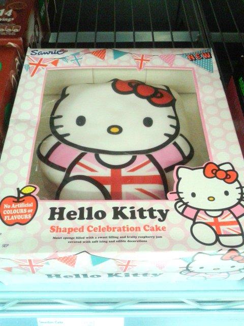 Asda Groceries Cake Decorations : Grocery Gems: New Celebration Cakes at Asda - including a ...