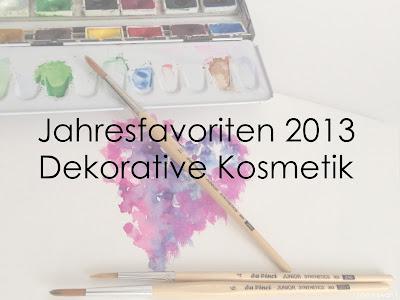 Jahresfarvoriten 2013 - Dekorative Kosmetik