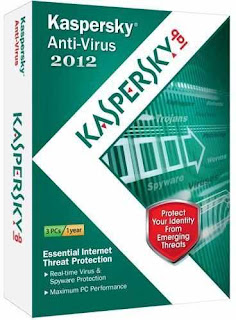 Download Kaspersky Anti Virus 2012 + Keys