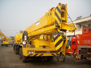 used truck crane supplier-Kailong Machinery