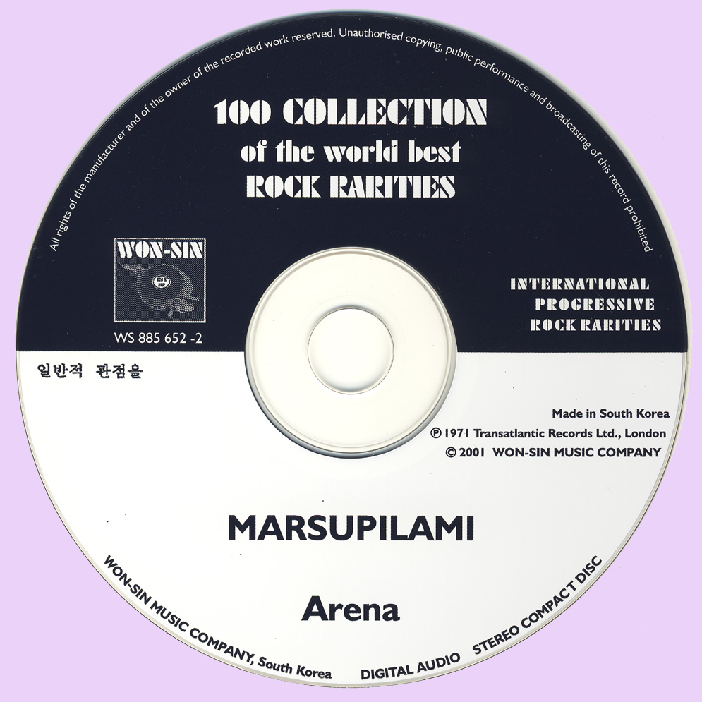 Marsupilami Arena