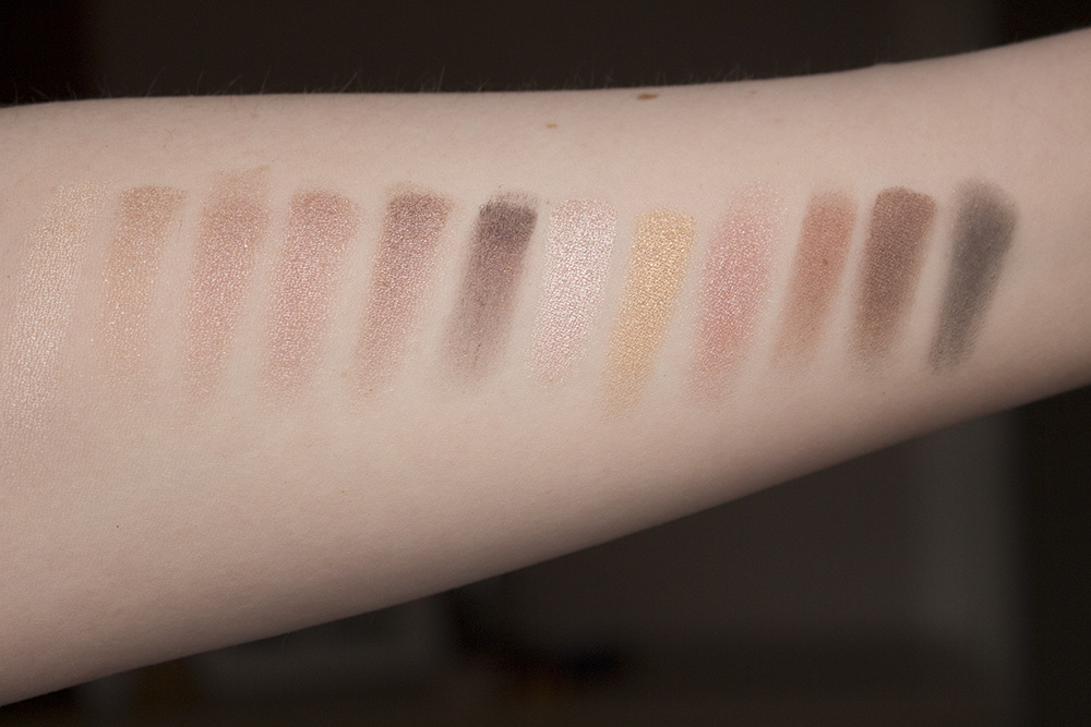 Makeup Revolution Salvation Palette in What You Waiting For? swatches