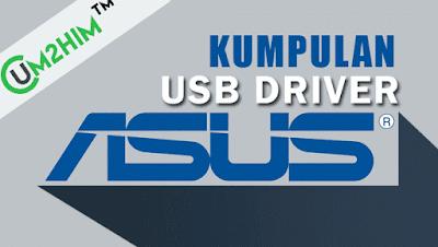 Download Kumpulan Driver USB ASUS Semua model