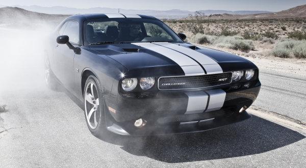 Best New Cars for 2013: 2015 Dodge Challenger SRT8 Hellcat