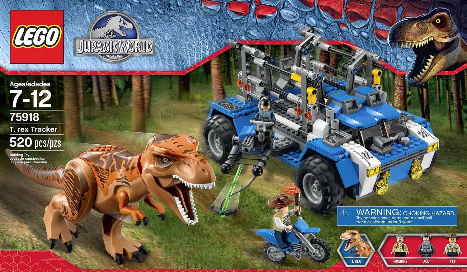 jurassic world adventskalender