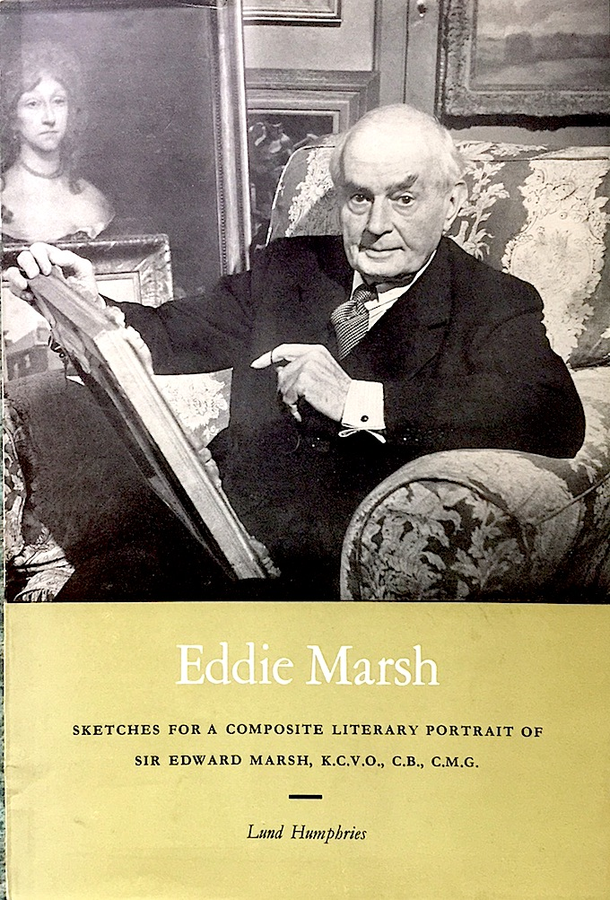 "Image result for ""Edward Marsh"""