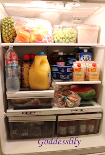 What's in my Refrigerator