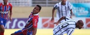 Bragantino 1 x 0 Bahia: Veja o gol de Rivaldo