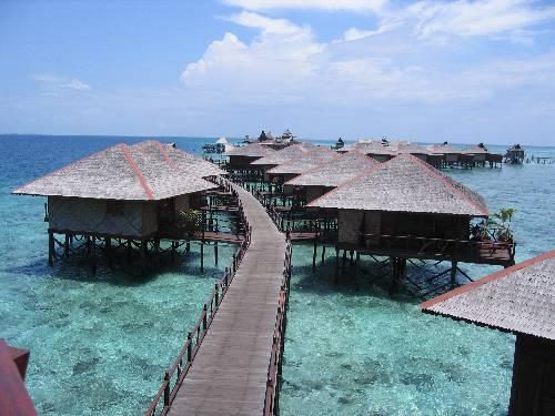 Beach Resorts Near Kota Kinabalu