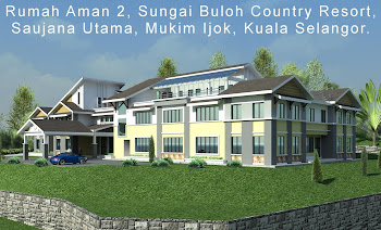 Contribute to our Rumah Aman 2 Building Fund
