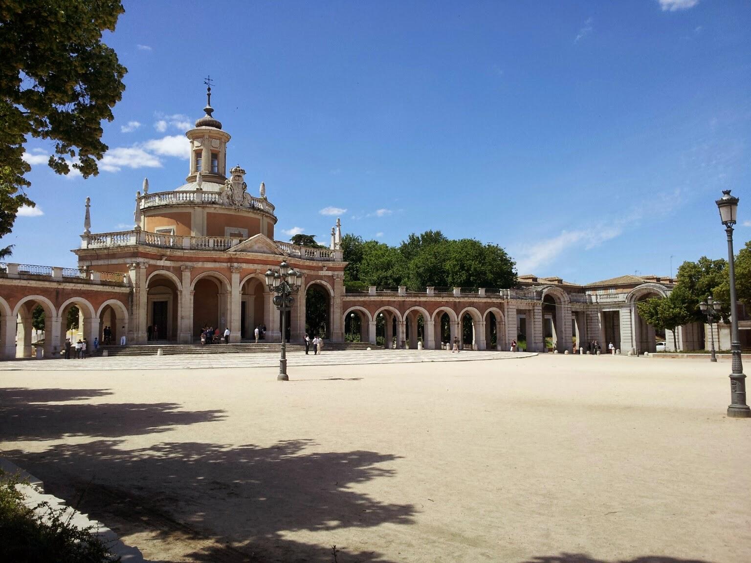 Escapadas cortas aranjuez la espa a m s se orial - Oficina de turismo de aranjuez ...