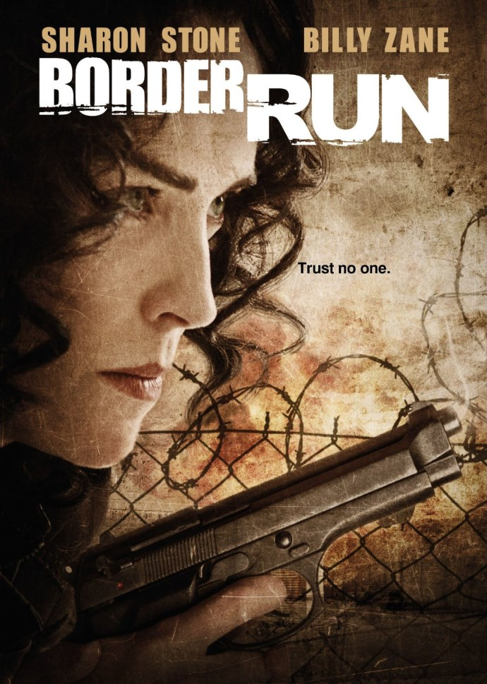 Chạy Trốn Vùng Biên Giới - Border Run (2013)