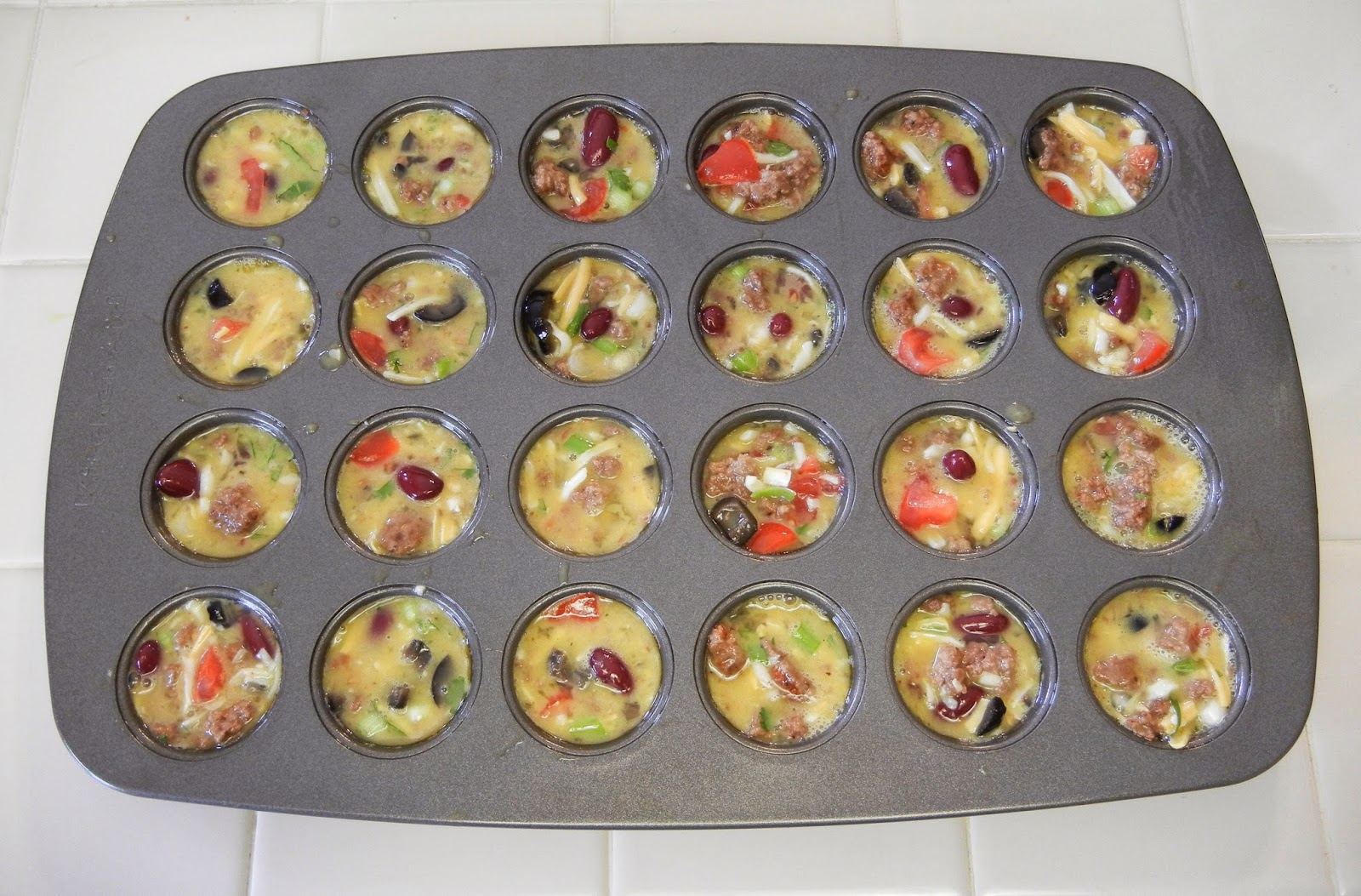 Eggface+Taco+Bites+Crustless+Quiche+Low+Carb+2 Weight Loss Recipes Dinner and the Leftovers