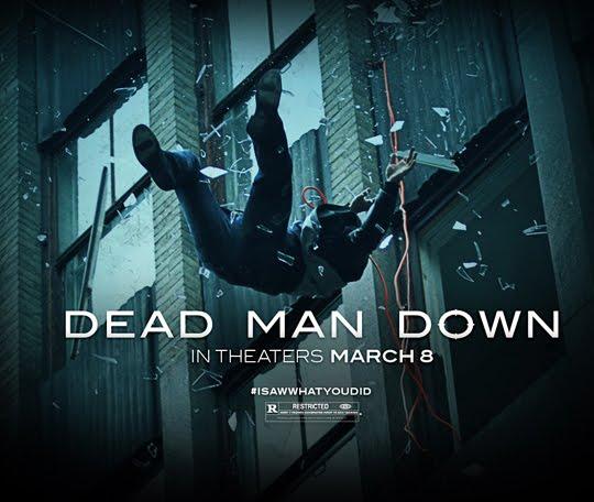 ตัวอย่างหนังซับไทย - Dead Man Down (แค้นได้ตายไม่เป็น).. โคลิน ฟาร์เรล แอคชั่นกระหน่ำเต็มพิกัด ! poster