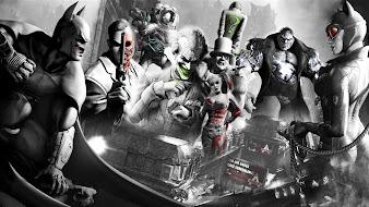#10 Batman Wallpaper