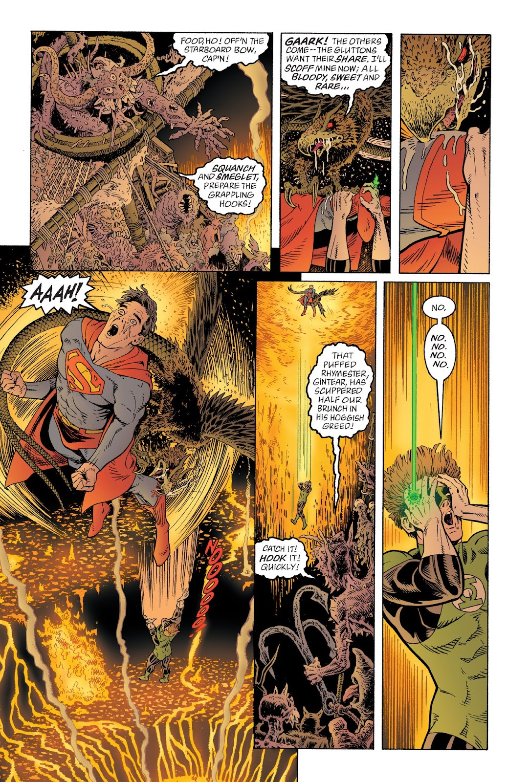 The DC Universe by Neil Gaiman: The Deluxe Edition 2 Page 1