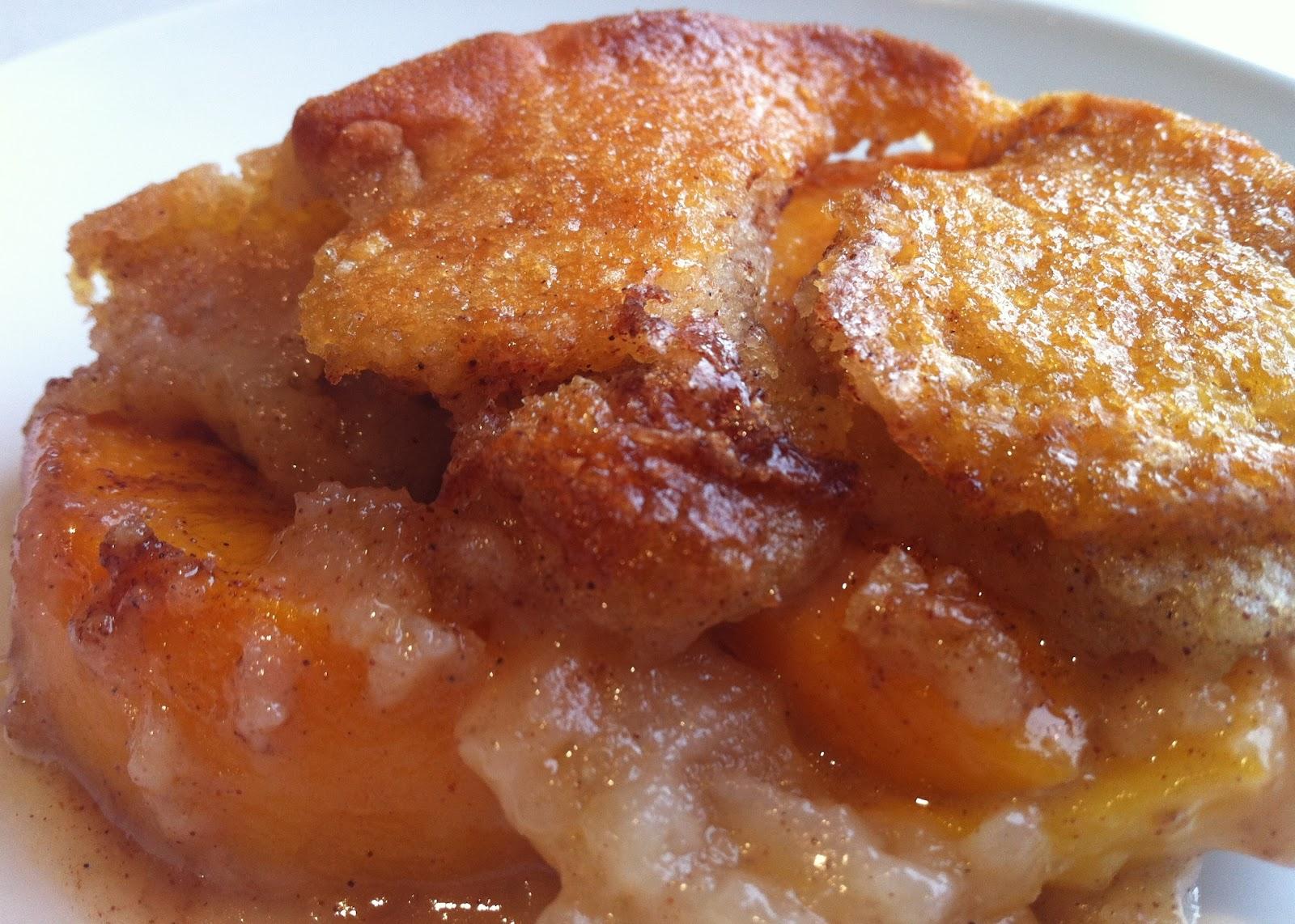 Peach Cobbler - BakingBar