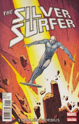 Silver Surfer: Parable - Stan Lee Moebius