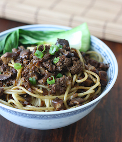 taiwanese minced meat noodles recipe