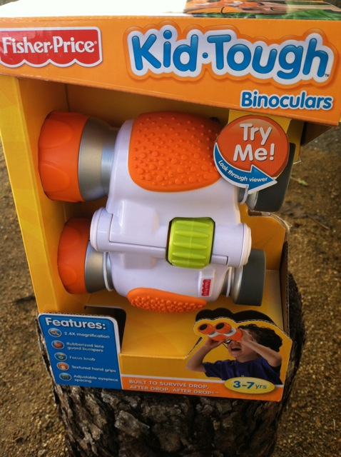 Fisher-Price Kid-Tough Binoculars