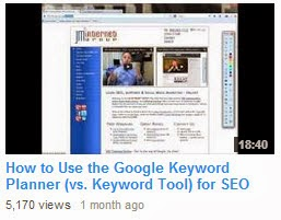 Keyword Planner: How to Use the Keyword Planner Tool
