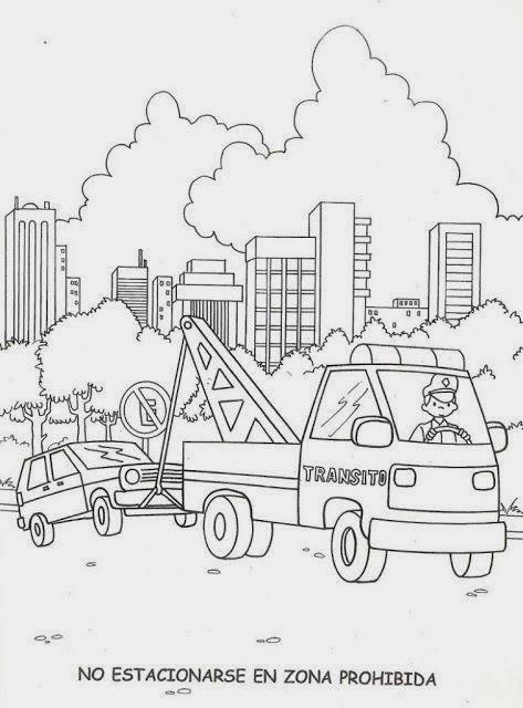 Maestra de Infantil: Educación vial. Normas de seguridad vial para ...