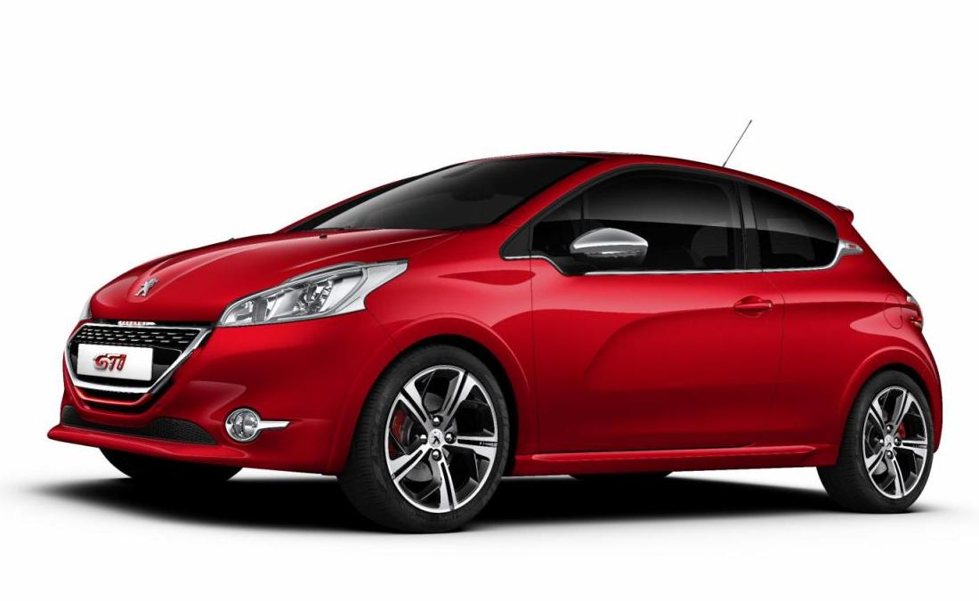 Autoesque  Peugeot 208 GTi   UK price