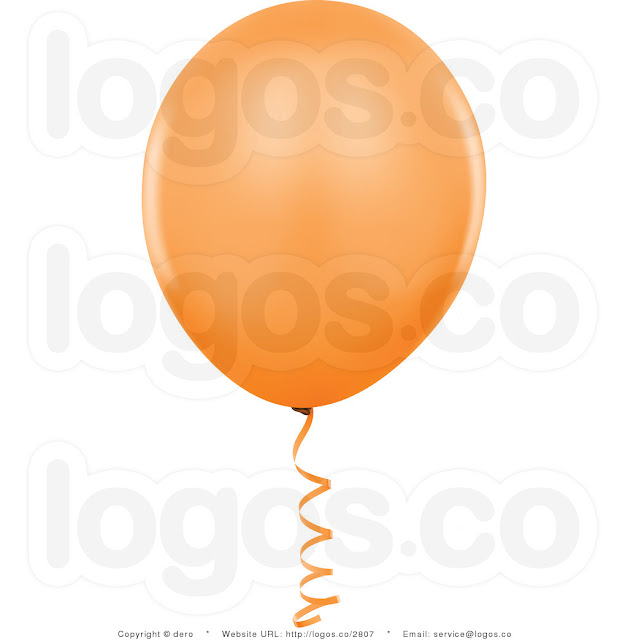 Balloon Orange4