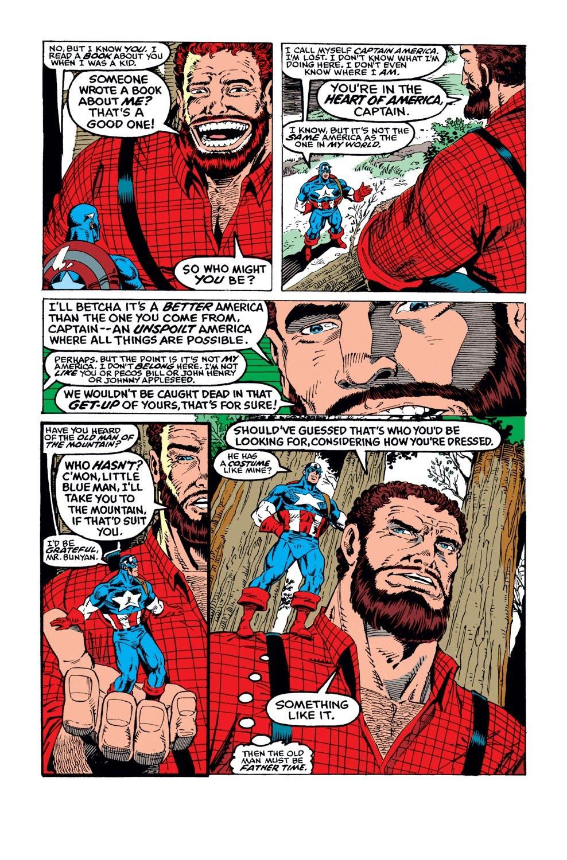Captain America (1968) Issue #383 #316 - English 16